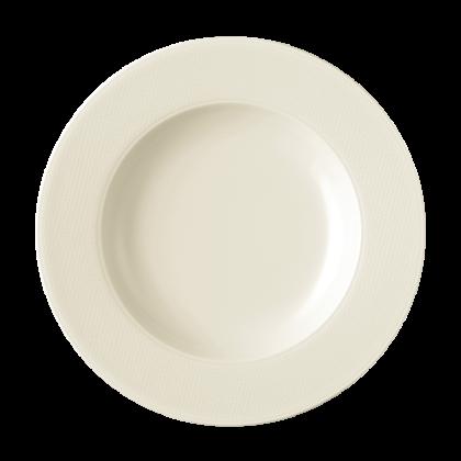 Diamant Salatteller 20 cm cream