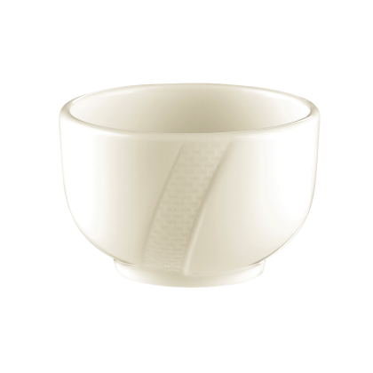 Diamant Butternäpfchen klein cream