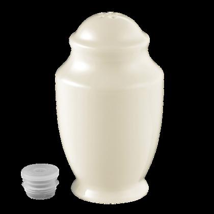 Diamant Salzstreuer cream