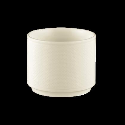 Diamant Teesiebablagebehälter cream