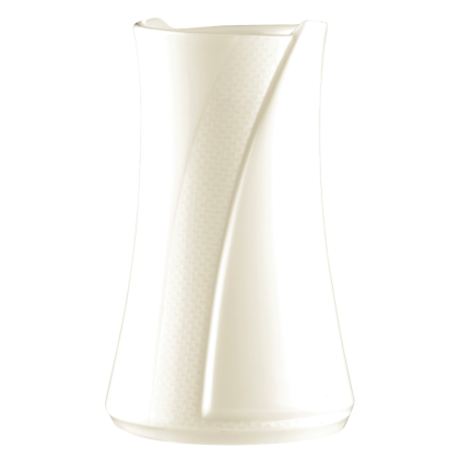 Diamant Vase cream