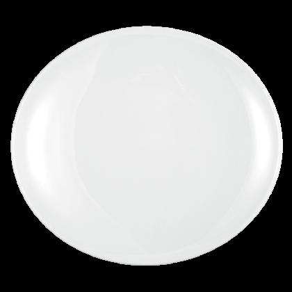 Meran Teller oval 5235 34 cm weiß