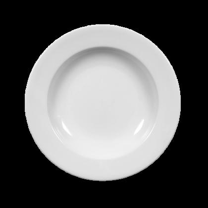 Meran Salatteller 19 cm weiß