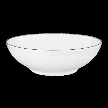 Lido Schüssel rund 23 cm Black Line