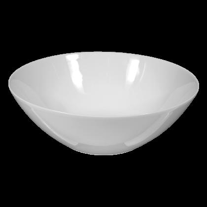 Rondo / Liane Schüssel rund 25 cm weiß