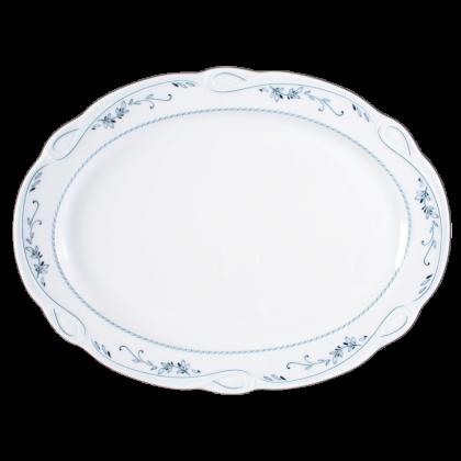 Desiree Platte oval 35 cm Aalborg