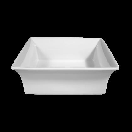 Buffet-Gourmet Bowl 5160 20x20x7 cm weiß