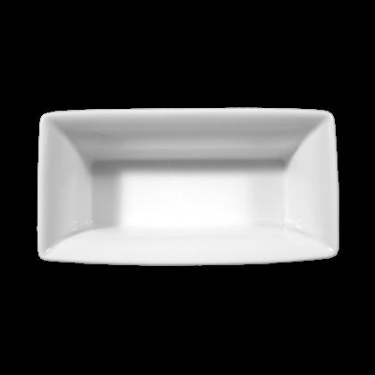 Buffet-Gourmet Bowl 5160 10x20x7 cm weiß
