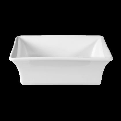 Buffet-Gourmet Bowl 5180 16x16x5 cm weiß