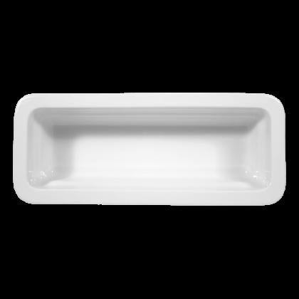 Buffet-Gourmet GN-Behälter 2/8 1402/208 weiß