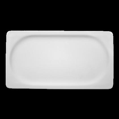 Buffet-Gourmet GN-Platte 5120-1/3 weiß