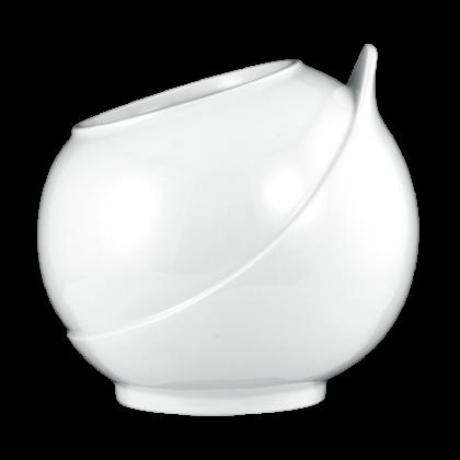 Buffet-Gourmet Unterteil zur Bowl 5120 1,5 l weiß