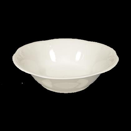 Rubin Schüssel rund 16 cm cream