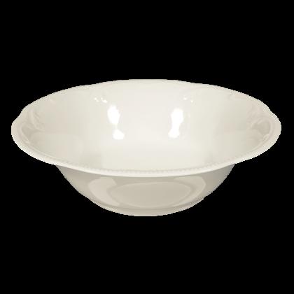 Rubin Schüssel rund 23 cm cream