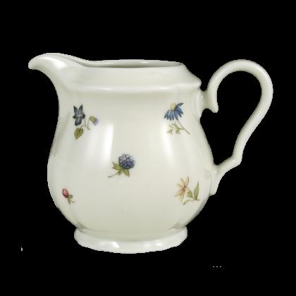 Marie-Luise Milchkännchen für 6 Personen Blumenzauber