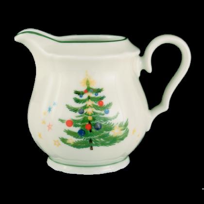 Marie-Luise Milchkännchen 0,22 l für 6 Personen Weihnachten