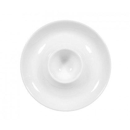 Compact Eierbecher mit Ablage weiß