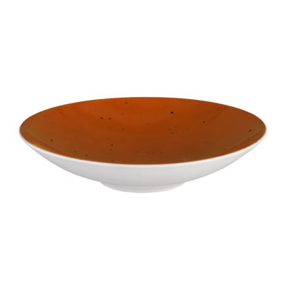 Coup Fine Dining Coupschale 23 cm Country Life terracotta