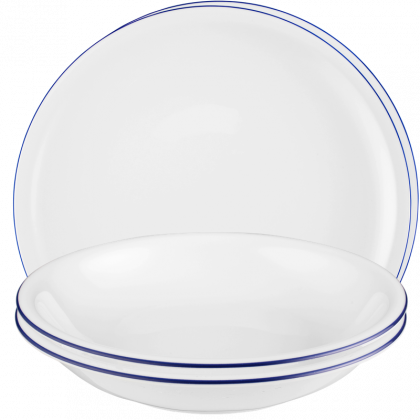 Speiseservice Sauciere Seltmann Weiden Tafelservice Allegro 14 Tlg Platte