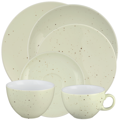 Coup Fine Dining Kombi-Set 12-teilig Country Life champagne