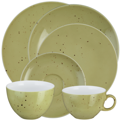 Coup Fine Dining Kombi-Set 12-teilig Country Life oliv