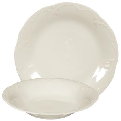 Rubin Tafelservice 12-tlg. cream