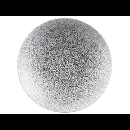 Life Pasta-/Suppenteller 23 cm Molecule Phantom Black Light