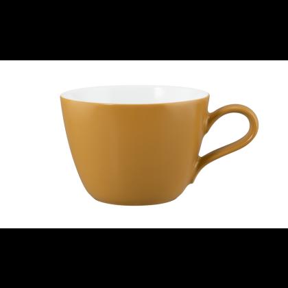 Life Kaffeeobertasse 0,24 l Molecule Amber Gold