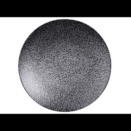 Life Pasta-/Suppenteller 23 cm Molecule Phantom Black