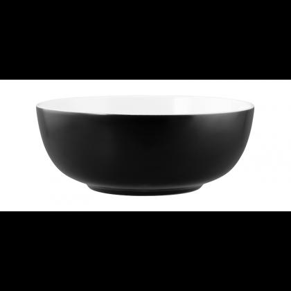 Life Foodbowl 20 cm Molecule Phantom Black