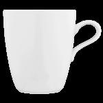 Life Becher mit Henkel 0,40 l weiß