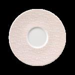 Life Kombi-Untertasse 16,5 cm Fashion Posh Rose