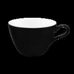 Life Milchkaffeeobertasse 0,37 l Fashion Glamorous Black
