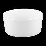 No Limits Schale rund 18 x 8 cm weiß