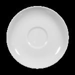 Rondo / Liane Kombi-Untertasse 15 cm weiß