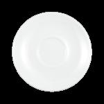 Modern Life Untertasse zur Espressotasse 12,7 cm weiß