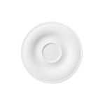 Beat Kombi-Untertasse klein 13,5 cm weiß