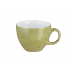 Coup Fine Dining Cappuccinotasse 0,22 l Country Life oliv