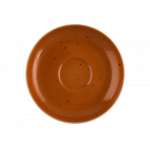 Coup Fine Dining Untertasse zur Cappuccinotasse 15 cm Country Life terracotta