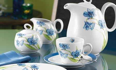 Trio Blaue Orchidee