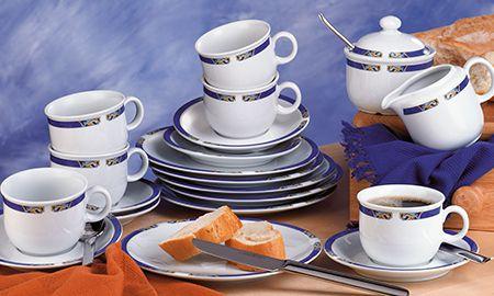 Kaffeetasse Holiday Duo Seltmann Weiden