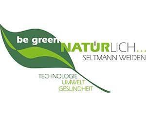 Seltmann Weiden be green Siegel