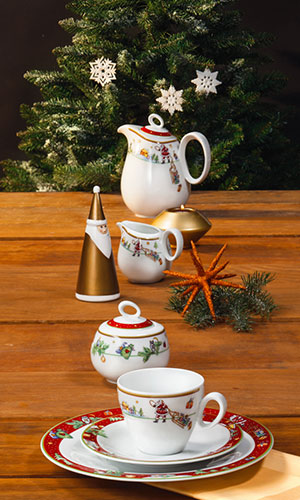 Seltmann Weiden Onlineshop Kollektion Trio Weihnachten
