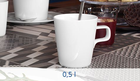 Volumen 0,5 l Tassen Seltmann
