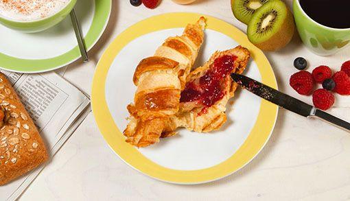 TRIO Frühstücksteller