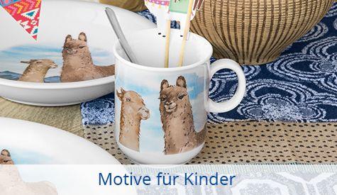 Tassen für Kinder von Seltmann Weiden