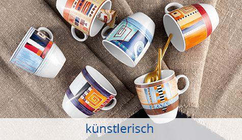 Kunstdekore Tassen Seltmann