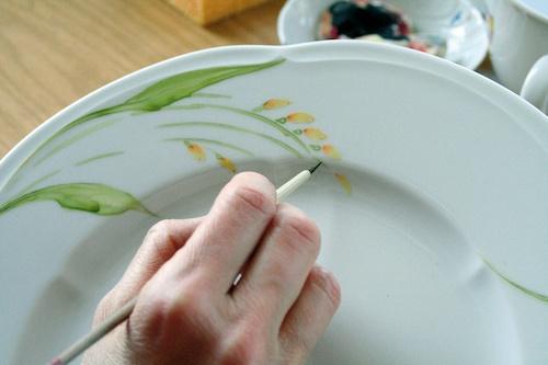 Handmalerei heute
