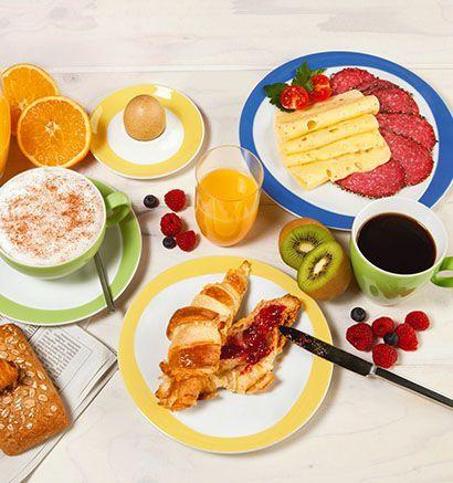 Frühstückswelt mit TRIO