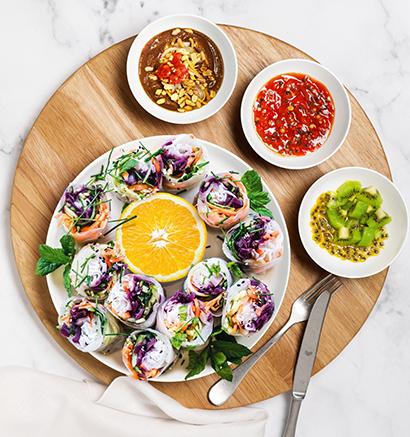Asiatisch kochen und servieren mit Seltmann Weiden Porzellan